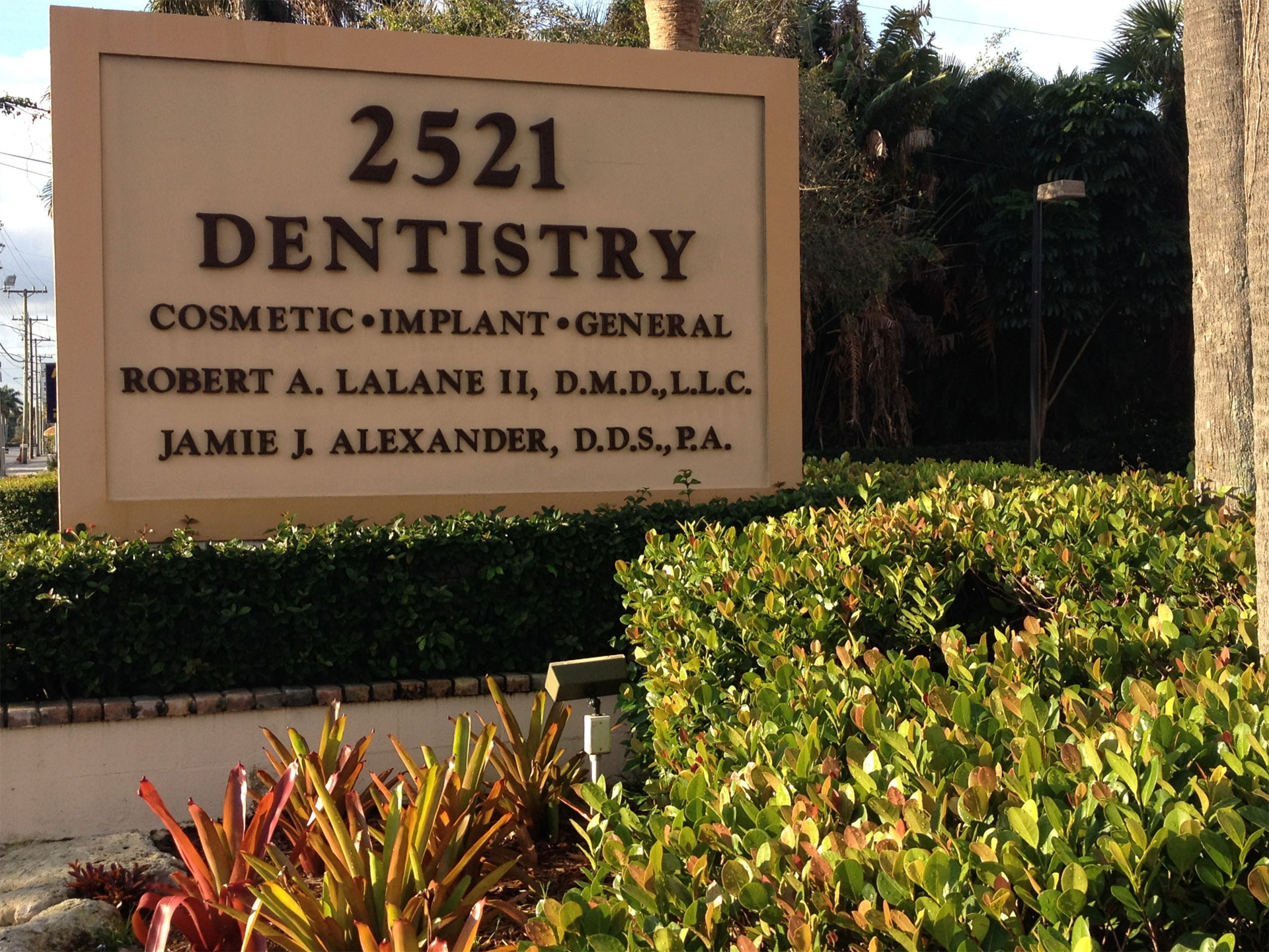 Welcome To Recovery Dentistry | Dr. Jamie J. Alexander